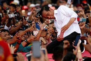Tổng thống Indonesia chính thức tái cử