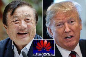 Tỷ phú Nhậm Chính Phi: Mỹ đang đánh giá thấp sức mạnh của Huawei