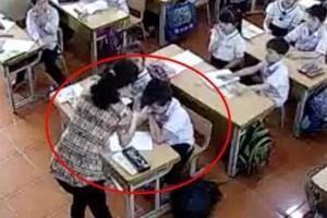 Buộc thôi việc cô giáo bạo lực, xâm phạm thân thể nhiều học sinh