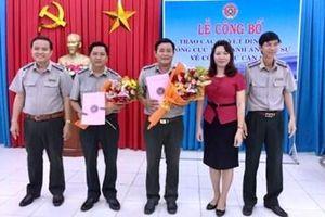 Bộ Tư pháp bổ nhiệm Phó Cục trưởng Cục THADS tỉnh Long An