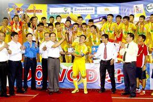 Vòng loại U21 QG: Sông Lam Nghệ An đối đầu Viettel, Hà Nội
