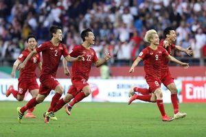 Tuyển Việt Nam bất ngờ đổi lịch đến Thái Lan đá King's Cup 2019