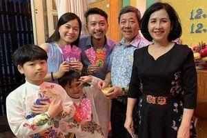Lâm Vỹ Dạ trải lòng chuyện 'sống chung với mẹ chồng'
