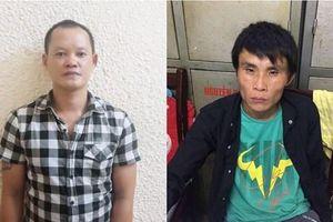 Hà Nội: Triệt phá nhóm đối tượng chuyên cướp trước cửa ngân hàng
