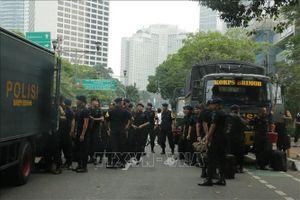 Indonesia ban bố tình trạng báo động an ninh tại thủ đô Jakarta