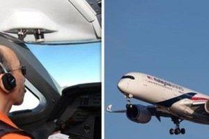 Bí ẩn ám chỉ từ dòng chữ con gái hành khách MH370 viết sau khi máy bay mất tích