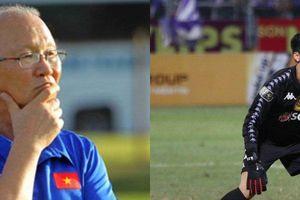 Phong độ phập phù, Tiến Dũng sẽ hợp với tuyển Việt Nam hay U23?