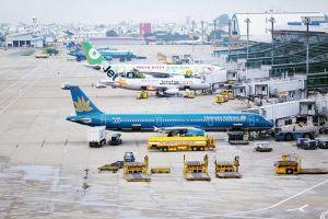 Vận tải hàng không đang tăng trưởng 'nóng'?