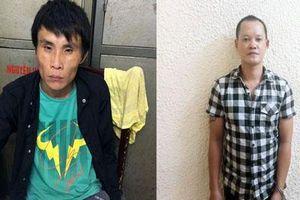 Hà Nội: Bộ đôi cướp giật chuyên rình 'con mồi' trước cửa ngân hàng