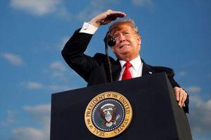 Ông Trump nói sẽ làm tổng thống Mỹ 5 nhiệm kỳ