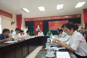 Không điều giáo viên Văn, Toán, Tiếng Anh coi thi nhằm tránh sai phạm
