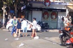 Vụ nữ lao công bị đánh: Người hành hung đã đến xin lỗi