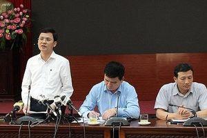 Hà Nội phản ứng: Báo chí thông tin chưa chính xác, ảnh hưởng không tốt cho sự lãnh đạo của TP