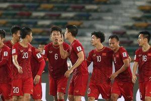Đội tuyển Việt Nam có 'biến', cầu thủ 'méo mặt'