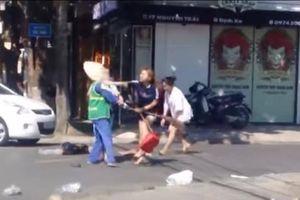 Phạt 2,5 triệu đồng chủ shop quần áo đánh nữ lao công
