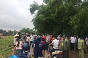 Phát hiện thi thể nam tài xế xe ôm nghi bị sát hại, giấu xác dưới lùm cây bên vệ đê