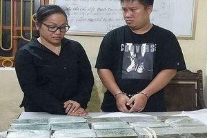 Nhân thân bất hảo của 'nữ quái' vận chuyển 30 bánh heroin bị bắt ở Hải Dương