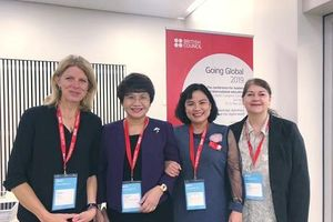Going Global 2019: Cần xây dựng văn hóa kết nối trường đại học và doanh nghiệp