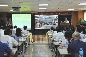 Đảng ủy Vinataba học tập chuyên đề về hội nhâp quốc tế và chủ nghĩa yêu nước