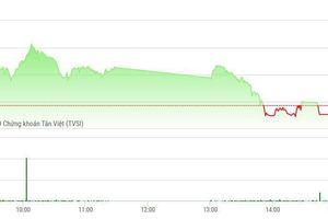 Chứng khoán chiều 21/5: Khối ngoại bán VNM, VN-Index đỏ lòe