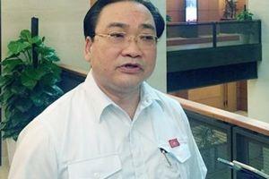 Bí thư Thành ủy Hà Nội Hoàng Trung Hải: Các phần mềm của Nhật Cường không ảnh hưởng đến hoạt động của thành phố