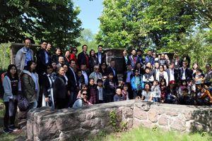 Thăm lại ngôi trường đại học Bác Hồ thăm trong lần đầu đến Đức