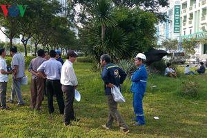 Hàng chục công nhân kéo nhau đi đòi nợ lương và BHXH ở TPHCM
