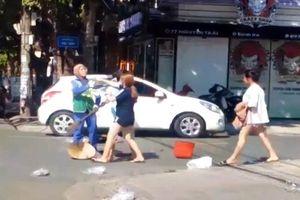 Chủ cửa hàng quần áo tại Quảng Trị xin lỗi sau khi đánh nữ lao công