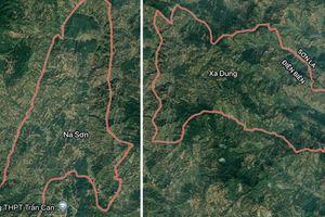 Lại xảy ra động đất mạnh 4 độ richter tại Điện Biên