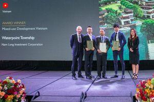 Tập đoàn Nam Long khẳng định thương hiệu tại giải thưởng bất động sản Châu Á Thái Bình Dương 2019