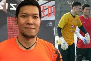 Thủ thành số 1 Thái Lan hẹn đấu tay đôi với Văn Lâm ở King's Cup'