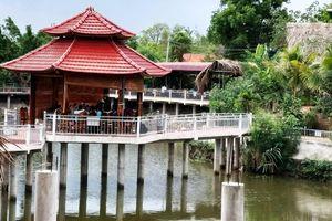 Khu du lịch sinh thái ở Đắk Lắk xây dựng trái phép nhiều hạng mục