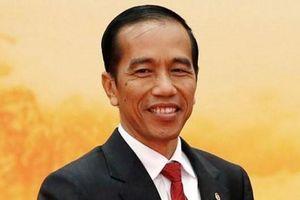 Tổng thống Indonesia tái đắc cử nhiệm kỳ hai