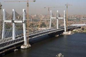 Bề mặt cầu treo rộng nhất thế giới