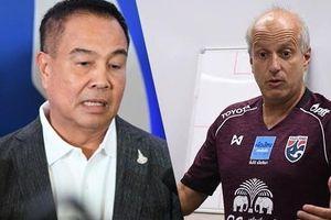 HLV U-23 Thái Lan bất ngờ từ chức