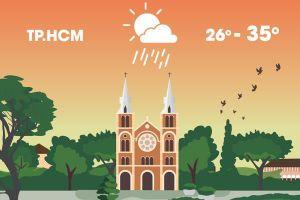 Thời tiết ngày 22/5: Hà Nội mát mẻ, miền Bắc mưa lớn diện rộng