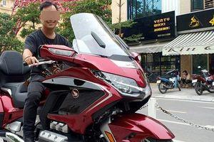 Trộm đột nhập lấy đi môtô 350 triệu, bỏ qua xe hơn 1 tỷ ngay bên cạnh