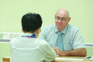 Đề thi thử vào lớp 10 môn Tiếng Anh cho học sinh Hà Nội