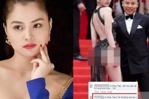Vũ Khắc Tiệp nhắc cựu siêu mẫu 'tu cái miệng' khi chỉ trích Ngọc Trinh, fan phẫn nộ thêm