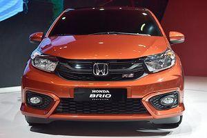 Xe giá rẻ Honda Brio từ 350 triệu sắp ra mắt Việt Nam?