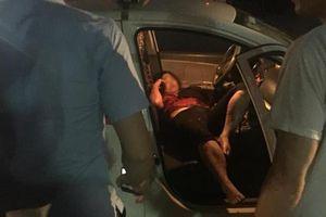 Xử lý thế nào nghi phạm cứa cổ tài xế taxi tại khu vực Đền Lừ?