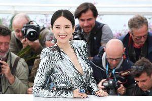 Ngẩn ngơ mỹ nhân đẹp nhất Trung Quốc tại Cannes 2019