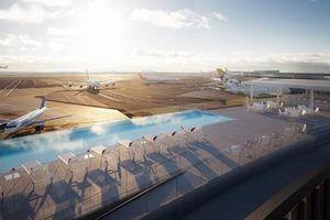 7 khách sạn sân bay tầm nhìn đẹp nhất thế giới