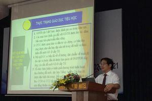 Sắp xếp lại mạng lưới trường lớp đáp ứng thực hiện chương trình GDPT mới
