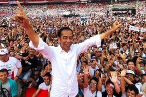 Indonesia: Ông Joko Widodo tái đắc cử, biểu tình nổ ra tại Jakarta