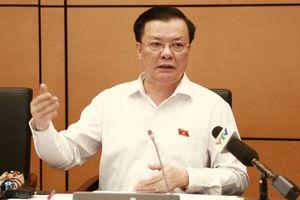 Bộ trưởng Tài chính: Kiểm soát chuyển giá trong khâu đầu tư rất lỏng lẻo