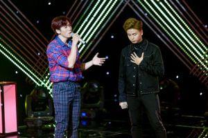 Cặp hotboy hát hit Bằng Kiều khiến khán giả 'tan chảy' ở The Voice