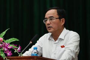 ĐBQH Dương Quang Thành: 'Bậc thang đại biểu đưa ra tính toán không đúng'
