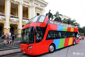 TP.HCM sẽ có xe buýt 2 tầng thoáng nóc chở khách du lịch dạo quanh thành phố