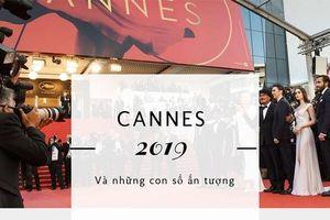 Infographic: Liên hoan phim Cannes 2019 và những con số ấn tượng
